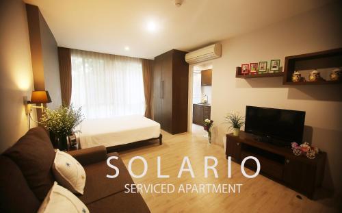 Solario Serviced Apartment photo 15