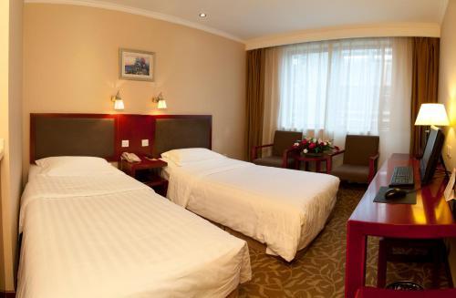 Beijing Chong Wen Men Hotel photo 38