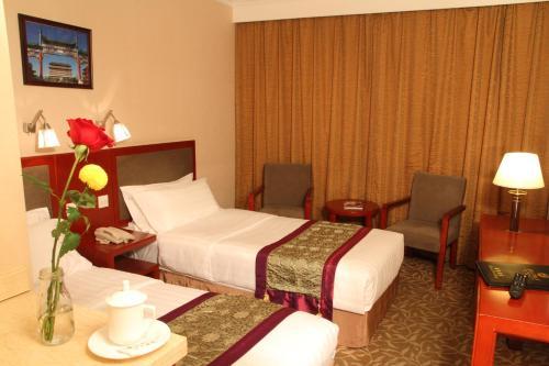 Beijing Chong Wen Men Hotel photo 39