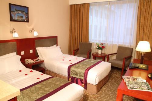 Beijing Chong Wen Men Hotel photo 40