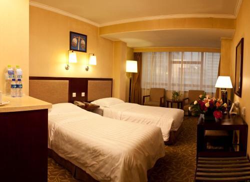 Beijing Chong Wen Men Hotel photo 41