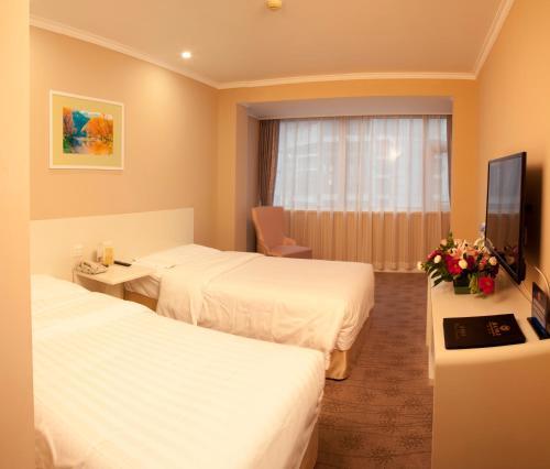 Beijing Chong Wen Men Hotel photo 45