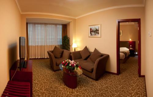 Beijing Chong Wen Men Hotel photo 50
