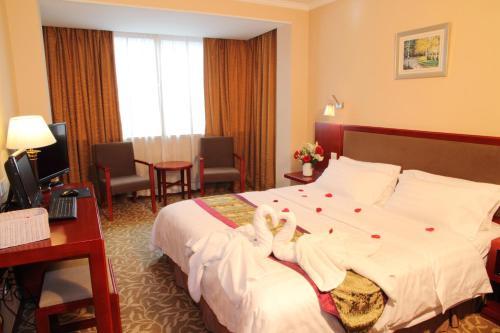 Beijing Chong Wen Men Hotel photo 51