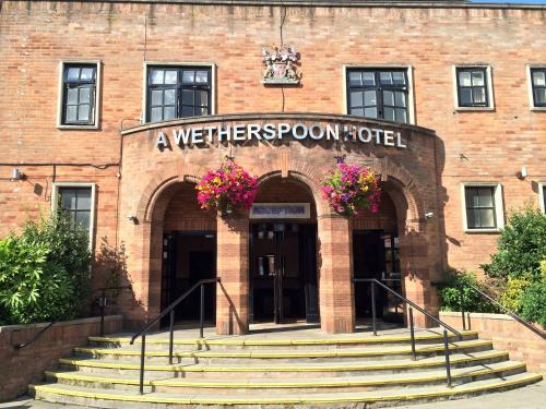 The Brocket Arms Wetherspoon, Wigan
