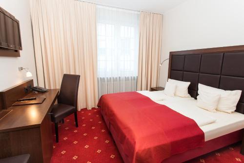 Centro Hotel National Frankfurt City impression