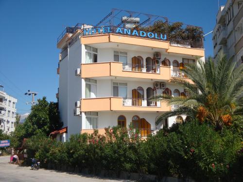 Finike Hotel Anadolu taxi