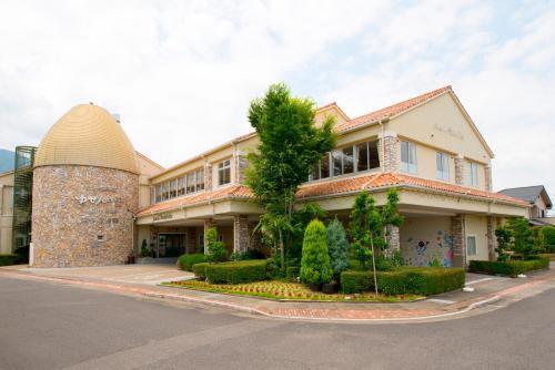 撫子水浴酒店 Yusennosato Hotel Nadeshiko