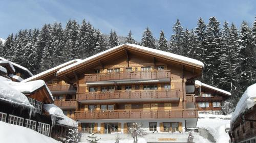 Apartment Brunnen 4.5 - GriwaRent AG Grindelwald