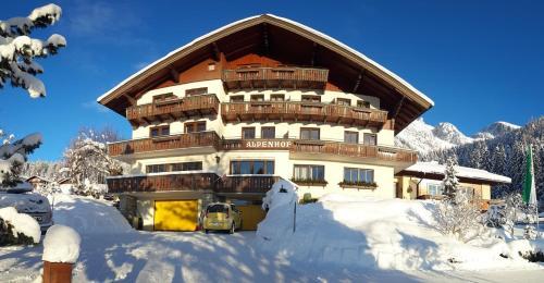 Alpenhof - Accommodation - Ramsau am Dachstein