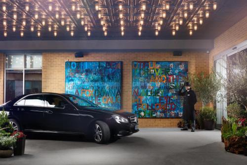 Hilton London Bankside impression