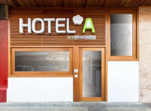 HotelHotel A Pamplona