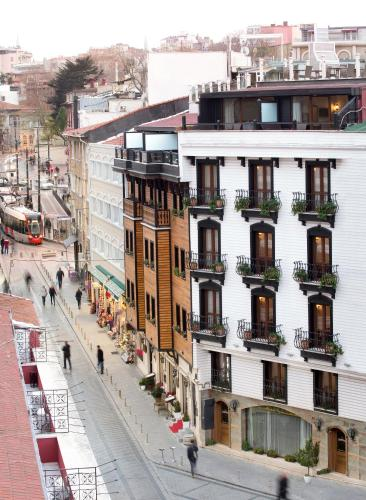 Istanbul Sirkeci Mansion fiyat