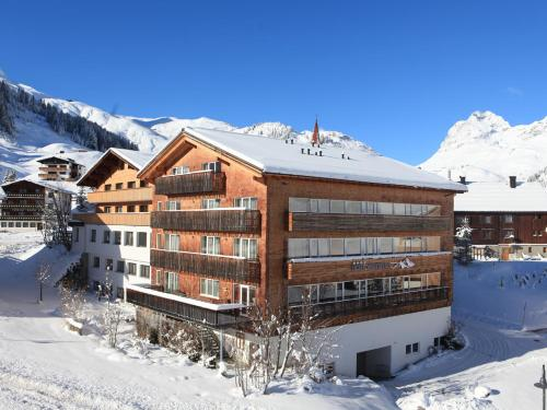 Hotel Walserberg Warth