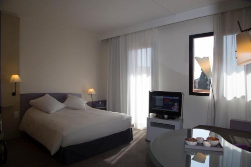 Novotel Marrakech Hivernage istabas fotogrāfijas