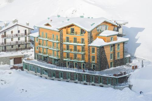 White Angel Hotel Breuil Cervinia