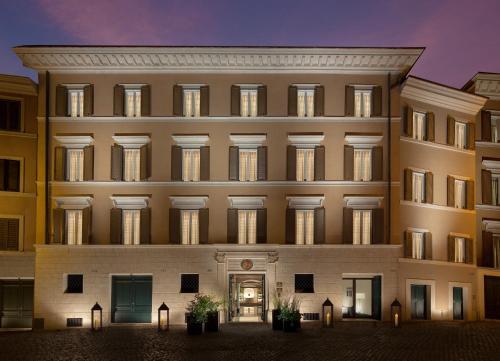 Kasteel-overnachting met je hond in Palazzo Scanderbeg - Rome - Trevi