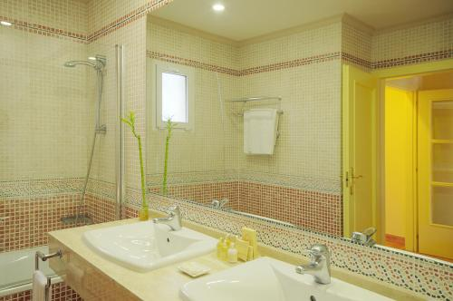 Suite Junior El Rodat Hotel Village Spa 14