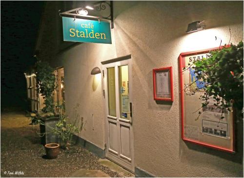Hotel-overnachting met je hond in Café Stalden - Bogø By
