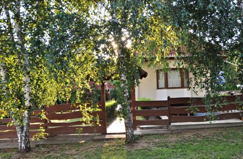 Hotel-overnachting met je hond in Csuka Vendégház - Tiszafüred
