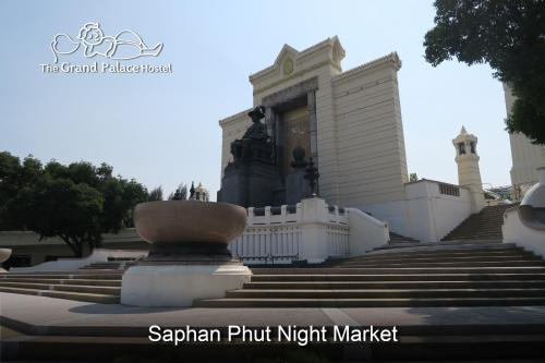 The Grand Palace Hostel photo 42