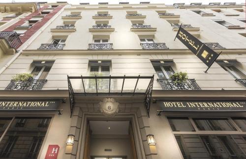 Hôtel International Paris photo 48