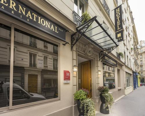 Hôtel International Paris photo 49
