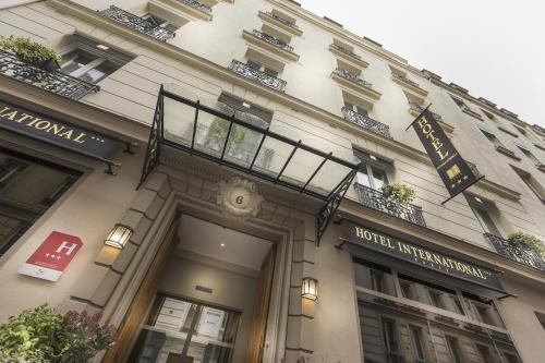Hôtel International Paris photo 50