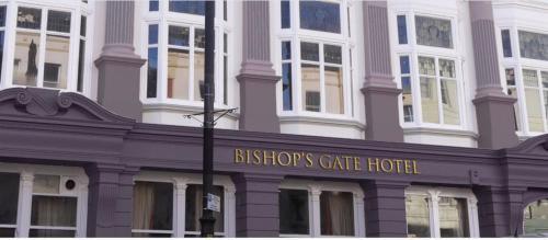 24 Bishop Street Within, Londonderry BT48 6PP, Northern Ireland.