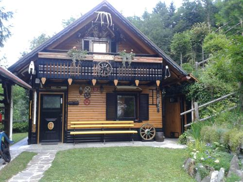 Holiday Home Prdelanca