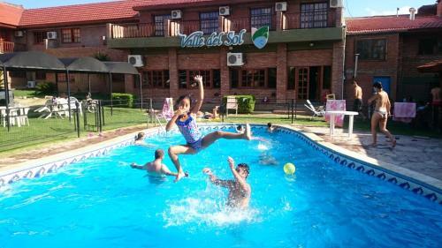 Фото отеля Hotel Valle Del Sol
