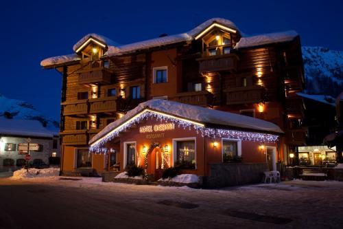 Hotel Ristorante Cassana Livigno