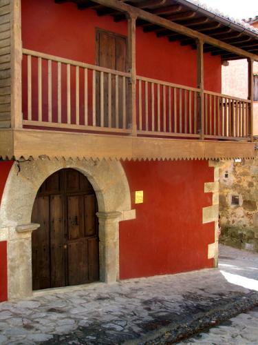 . Apartamentos Rurales Casa De Los Escudos