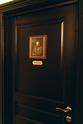 Hotel Nevsky 74 Двухместный номер «Комфорт» с 1 кроватью или 2 отдельными кроватями