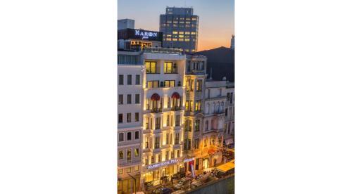 Istanbul Maroon Hotel Pera telefon