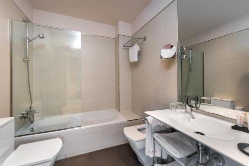 Double Room upper floor Gar Anat Hotel Boutique 44