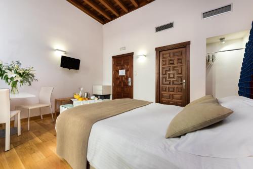 Habitación Doble con bañera de hidromasaje Gar Anat Hotel Boutique 7