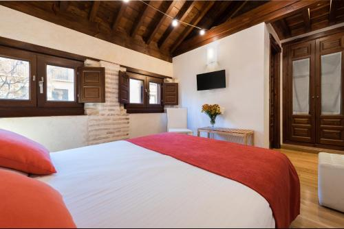 Budget Double Room Gar Anat Hotel Boutique 12