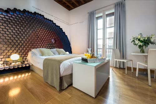 Habitación Doble con bañera de hidromasaje Gar Anat Hotel Boutique 6