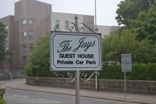 The Jays Guest House (B&B)