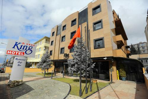 book Ankara King Hotel Cankaya