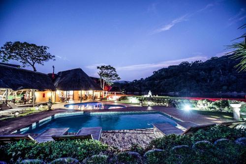. N'taba River Lodge & Spa