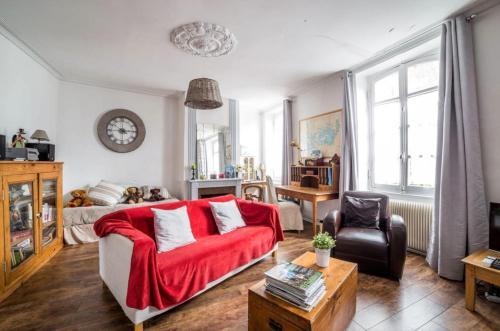 Appartement de charme coeur historique parking privé - Location saisonnière - Vannes