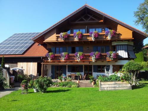 Landhaus Wanger - Apartment - Pfronten