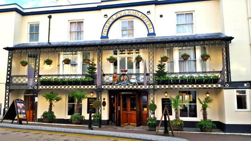 . The Foley Arms Hotel Wetherspoon