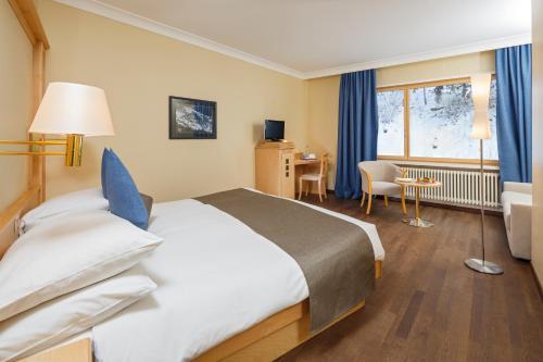Beausite Park Hotel - Wengen