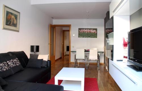 Sagrada Familia Apartment Terrace photo 3