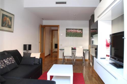 Sagrada Familia Apartment Terrace photo 8