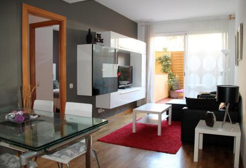 Sagrada Familia Apartment Terrace photo 9