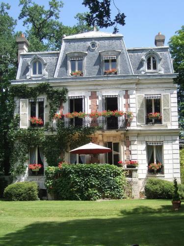 Villa carioca chambre d 39 h tes 15 avenue vergniaud - Piscine maisons laffitte horaires ...